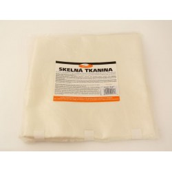 SINCOLOR veľmi jemná sklenená tkanina 160 g 2 m2