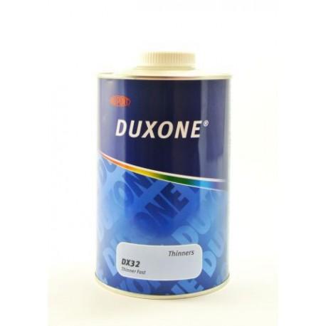 DUXONE DX32 akrylátové riedidlo rýchle 1 liter