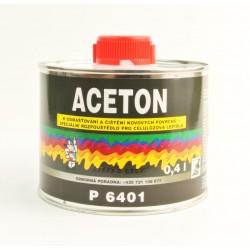 P 6401 acetón 400 ml