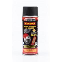 MACOTA žiaruvzdorný sprej na výfuk čierny 400 ml