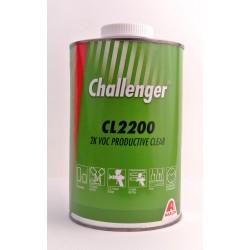 CHALLENGER 2200 akrylátový bezfarebný lak 1 liter
