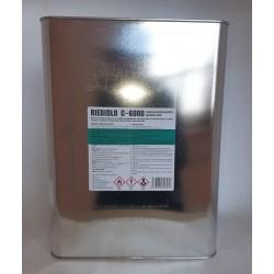 ELASTIK C 6000 nitrocelulózové riedidlo 9 litrov
