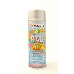 MACOTA COLOR 3G akrylátový sprej RAL 9006 400 ml