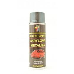 Sprej autolak ŠKODA 9901 sivá grafitová 200 ml
