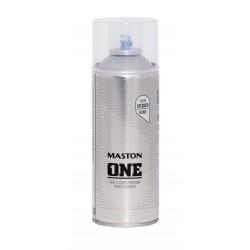 Maston One! sprej akryl lesklý bezfarebný lak 400 ml