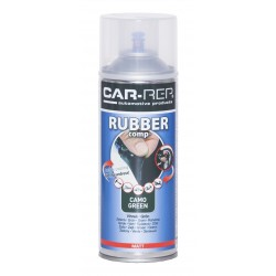 RubberComp tekutá guma camo zelený sprej 400 ml