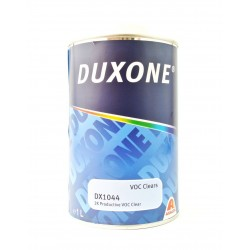 DUXONE 1044 akrylátový bezfarebný lak na metalízy a perlete 1 liter