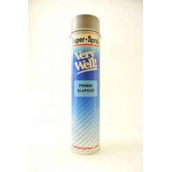 Very Well sprej sivá základná farba 600 ml
