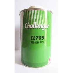 CHALLENGER 705 akrylátové riedidlo rýchle 1 liter