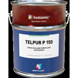 TELPUR P150 polyuretánová antikorózna základná farba sivá