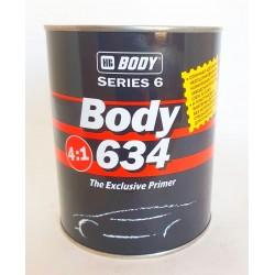 BODY PROLINE 634 dvojzložkový akrylátový plnič 4:1 sivý 0,8 litra