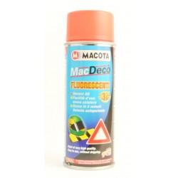 MACOTA sprej červená neónová farba RAL 2005 400 ml