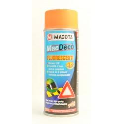 MACOTA sprej oranžová neónová farba RAL 2007 400 ml