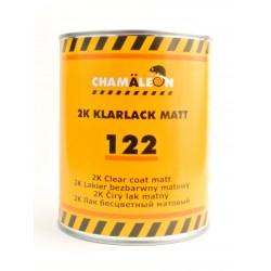 CHAMÄLEON 122 akrylátový matný bezfarebný lak 1 liter