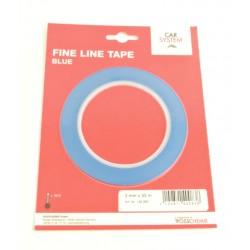 CARSYSTEM FINE LINE modrá kontúrovacia páska 3 mm x 33 m