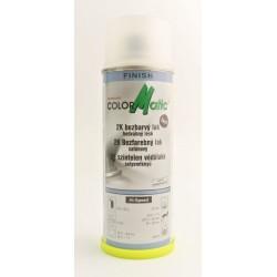 ColorMatic dvojzložkový sprej bezfarebný lak polomatný 200 ml