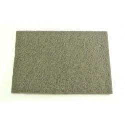 SMIRDEX brúsne rúno (vlies) 152 x 229 mm ultra jemné sivé