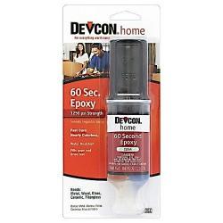 DEVCON 60 sekundové rýchle epoxidové lepidlo gel 25 ml