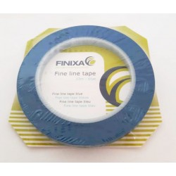 FINIXA FOLLEX modrá kontúrovacia páska 3 mm x 33 m