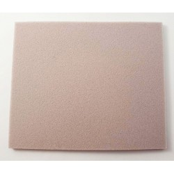 3M Softback Ultrafine ultra jemná brúsna špongia modrá (P800 - P1000)