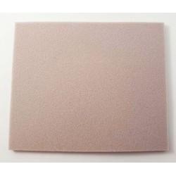 3M Softback Superfine super jemná brúsna špongia sivá (P500 - P600)