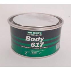 BODY PROLINE 617 Nano fiber tmel so skleným vláknom 500 g