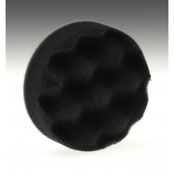 STARCHEM čierny mäkký leštiaci kotúč priemer 75 mm vafle