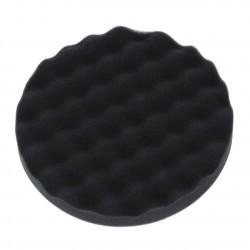BLUE-CAR mäkký leštiaci kotúč čierny D180 mm vafle