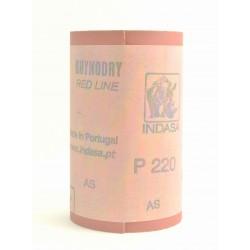 INDASA RHYNODRY RED LINE brúsna rolka 115 mm x 5 m P220