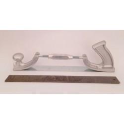 LUSCI pružný kovový hoblík (držiak pilníkov)