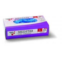 SCHULLER MEDSTAR NITRIL nitrilové rukavice balenie 100 ks