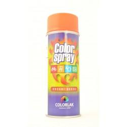 COLORLAK sprej oranžová reflexná farba 400 ml