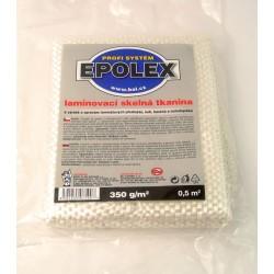 BAL EPOLEX hrubá sklenená tkanina 350 g 0,5 m2