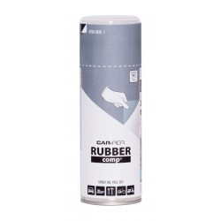 RubberComp tekutá guma šedá gunmetal sprej 400 ml
