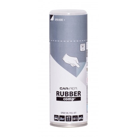 RubberComp tekutá guma šedá gunmetal sprej 400 ml