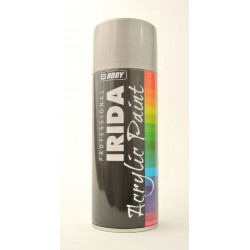 BODY IRIDA sprej farba RAL 9006 400 ml