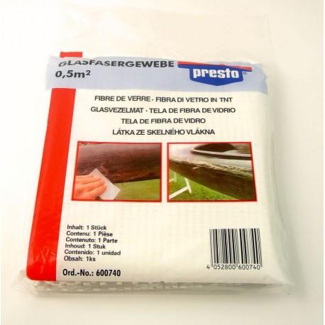 PRESTO pružná sklená tkanina (látka) 0,5 m2