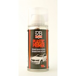 RB sprej základná farba na plasty 150 ml