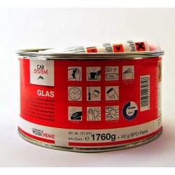 CARSYSTEM GLAS tmel sklené vlákno 1,8 kg