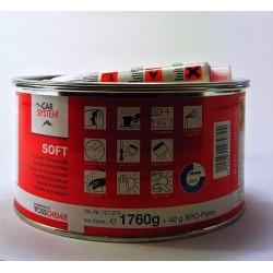 CARSYSTEM SOFT polyesterový tmel 1,8 kg