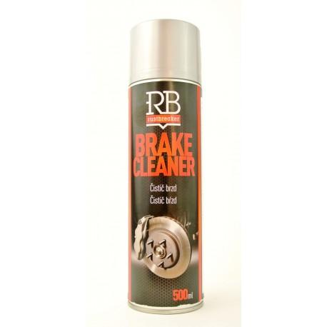 RustBreaker sprej čistič bŕzd a odmasťovač 500 ml