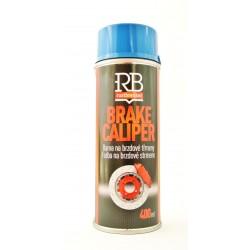 RustBreaker sprej farba na brzdové strmene modrá 400 ml