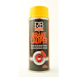 RustBreaker sprej farba na brzdové strmene žltá 400 ml