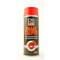 RustBreaker sprej farba na brzdové strmene červená 400 ml