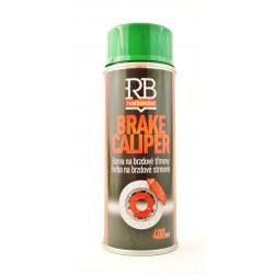 RustBreaker sprej farba na brzdové strmene zelená 400 ml