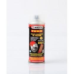 MACOTA žiaruvzdorný bezfarebný sprej na výfuk 400 ml