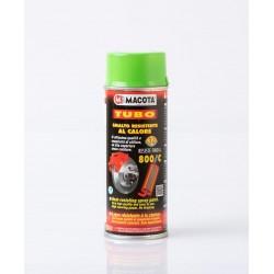 MACOTA žiaruvzdorný sprej na výfuk zelený 400 ml