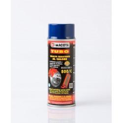 MACOTA žiaruvzdorný sprej na výfuk modrý 400 ml
