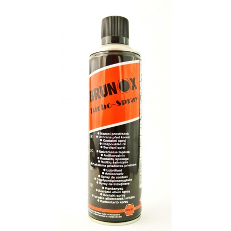 Sprej BRUNOX Turbo-Spray 5v1 500 ml
