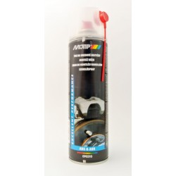 MoTip sprej tuk na montáž brzdových platničiek 500 ml